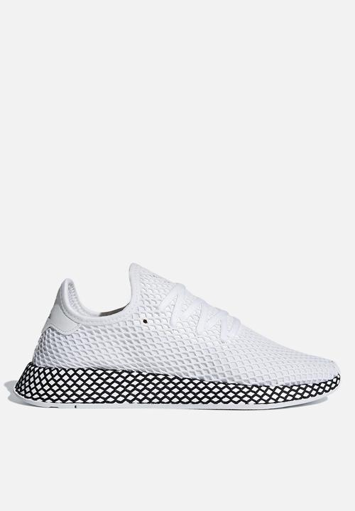 separation shoes 0cb40 f654f adidas Originals - Deerupt Runner - ftwr whitecore black