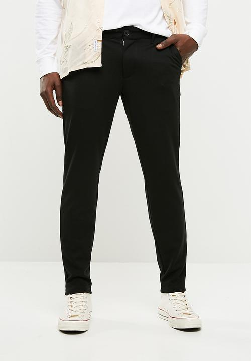 71c43cd0d Mark pants - black