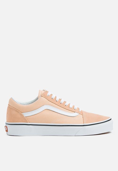 cf2135a323 Vans Old Skool - VA38G1U5Y - bleached apricot Vans Sneakers ...