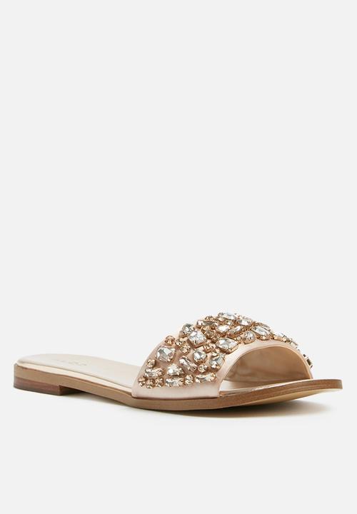 Fanceen - rose gold ALDO Sandals   Flip Flops