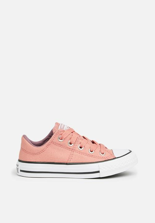 cc46bc8701dd Converse - Chuck Taylor All Star Madison Ox - rust pink violet dust white