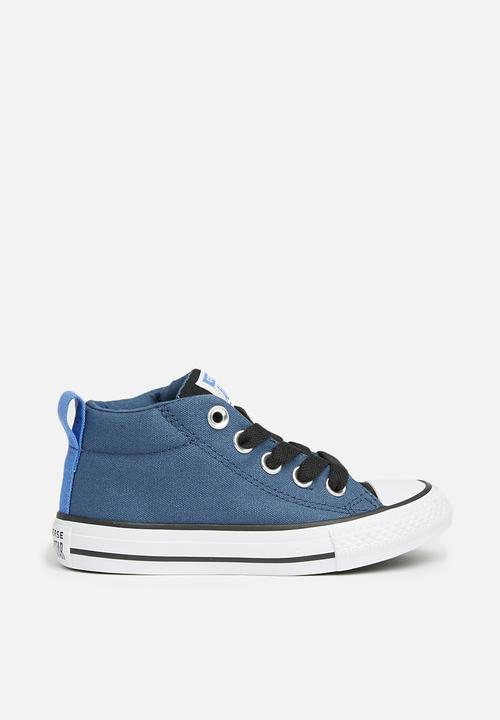 0ca8d8feac9a germany womens converse shoes. converse aa336 a3f62  get converse chuck  taylor all star street mid mason blue black white 80f81 affac