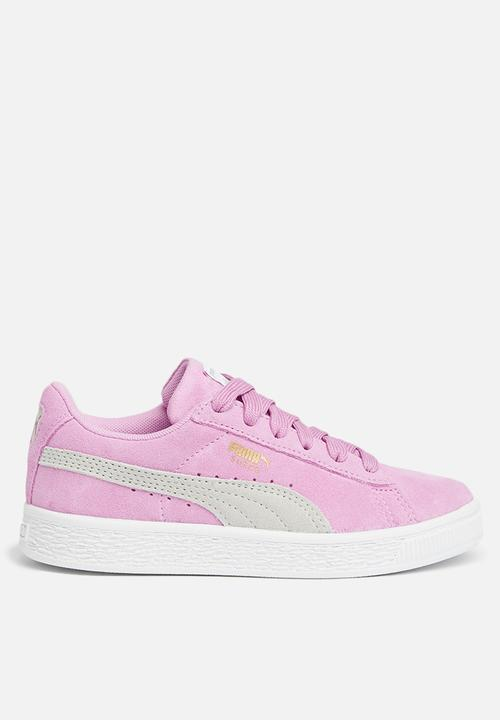 f6415d5dba52 Suede Classic PS - orchid gray violet PUMA Shoes