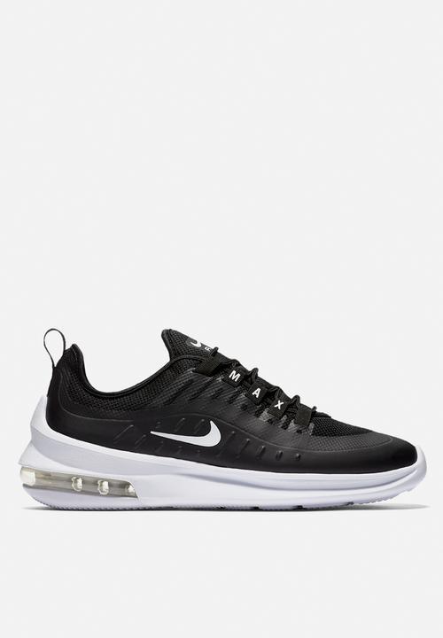 meet 6a4b8 fdf7f Nike - Air Max Axis - black   white