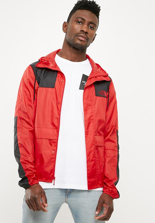 2f1a0765cdaa Men s Mountain Jacket 1985 Seasonal Celebration - RED The North Face ...