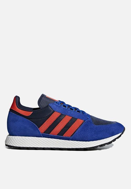 meet 35a8d e2a15 adidas Originals - Oregon - power blue, hi res red s18   collegiate navy
