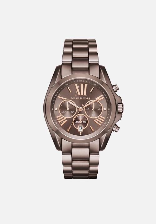 c8093541b5 Bradshaw-MK6247-brown Michael Kors Watches