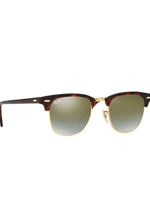 ab1a62f716a Ray-Ban Club Master Flash Lense 49mm Sunglasses Mid Brown Ray-Ban ...