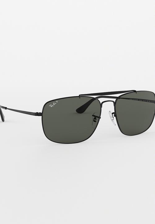 57720bc901 The Colonel Polarized 61mm Sunglasses Black Ray-Ban Eyewear ...