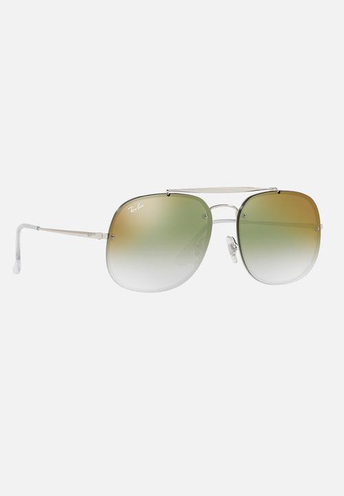 c472704fa22 Ray Ban The General Blaze 58mm Sunglasses Silver Ray-Ban Eyewear ...