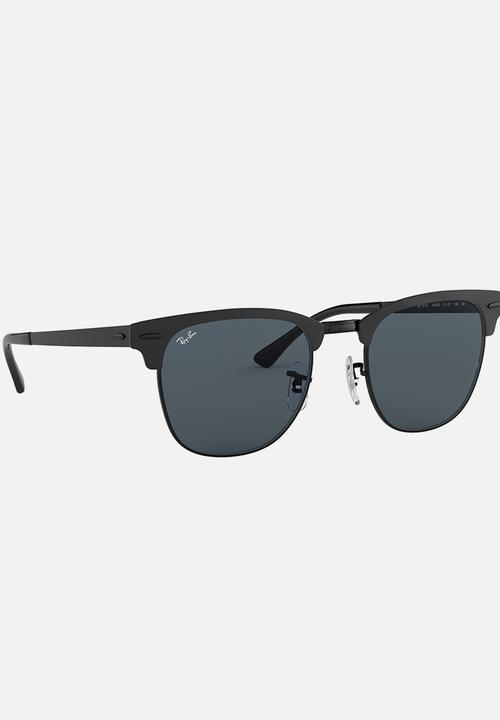 1a0e6935098 Ray Ban Club Master Sunglasses Black Ray-Ban Eyewear