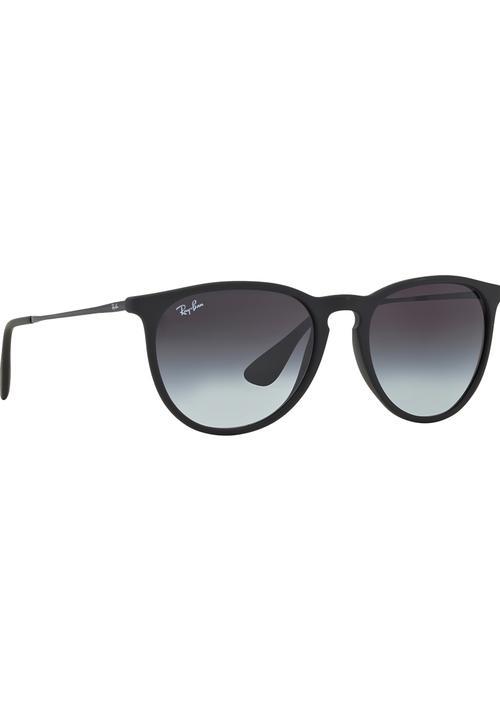 b27bd3bc016 Rayban® Erika Sunglasses Black Ray-Ban Eyewear