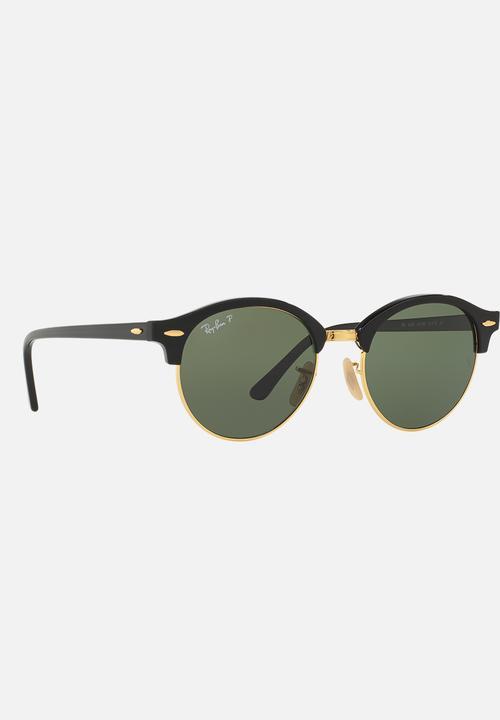 644f101ffc Ray-Ban Clubround Black Ray-Ban Eyewear