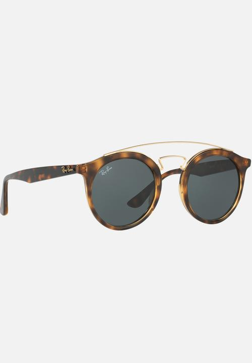 e60c773fb4d1f Ray-Ban Club New Gatsby Sunglasses Mid Brown Ray-Ban Eyewear ...