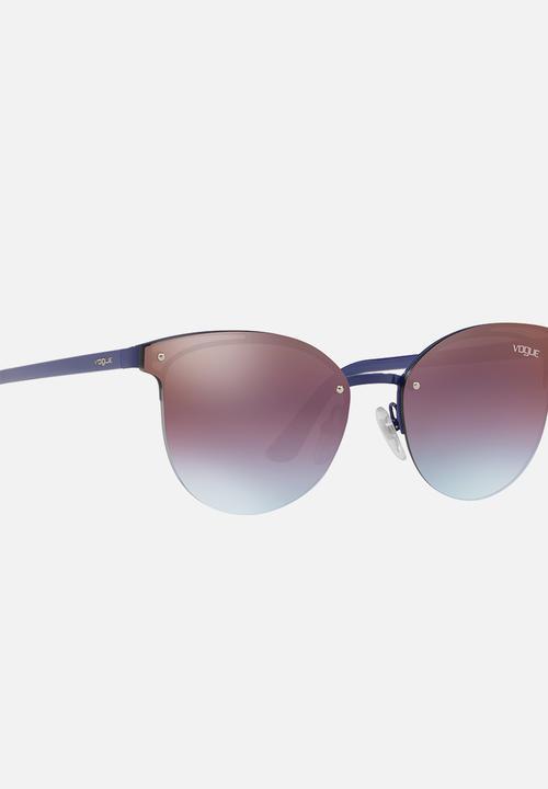 b2c85ee632 Vogue Cat-eye Sunglasses Mid Pink Vogue Eyewear