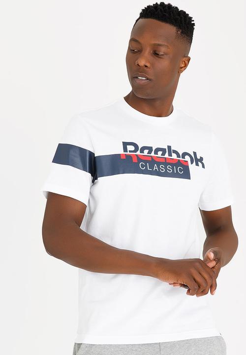 027079a8 AC F Disruptive Tee White Reebok Classic T-Shirts   Superbalist.com