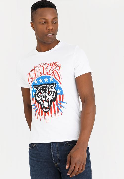 321031f1c722f Graphic Tee White Levi s® T-Shirts   Vests