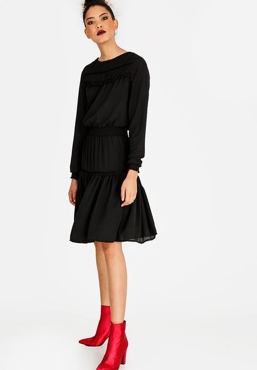 3bc19acb86 Romantic Dress Black STYLE REPUBLIC Formal