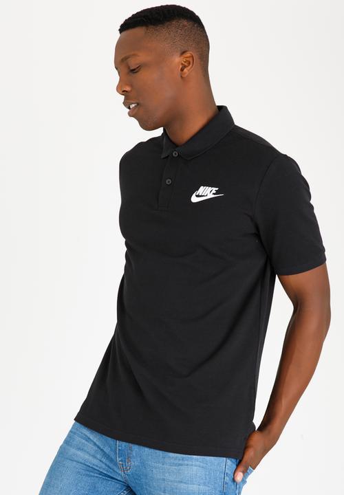 79abca40 Nike Sportswear Polo Black and White Nike T-Shirts | Superbalist.com