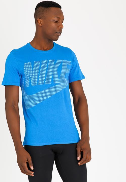 0f39ee448a66 NSW Tee GX Pack Blue Nike T-Shirts