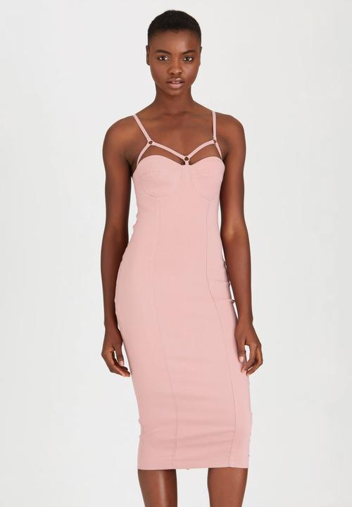 Elegance Corset Dress Rose Sissy Boy Formal Superbalist