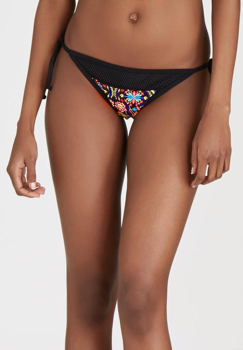 69cf315bfa5 Mesh String Bottoms Multi-colour PIHA Bikinis | Superbalist.com