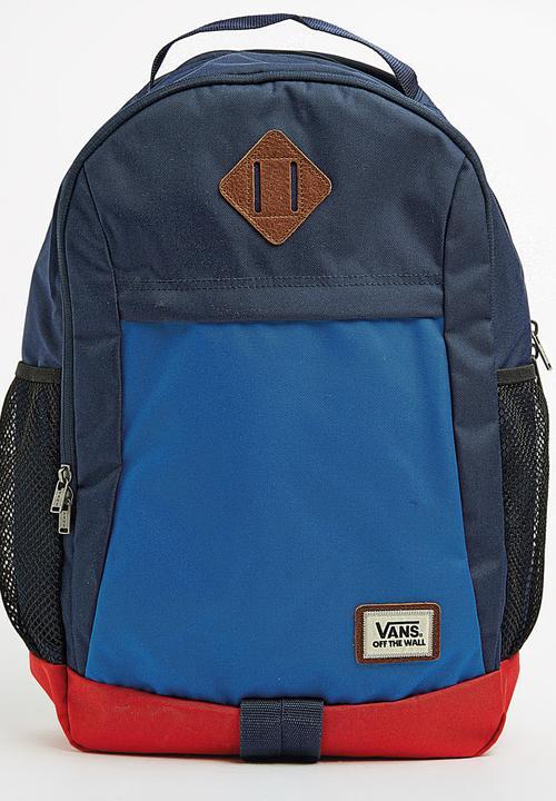 0c4269169b Skooled Backpack Blue Vans Bags & Wallets | Superbalist.com