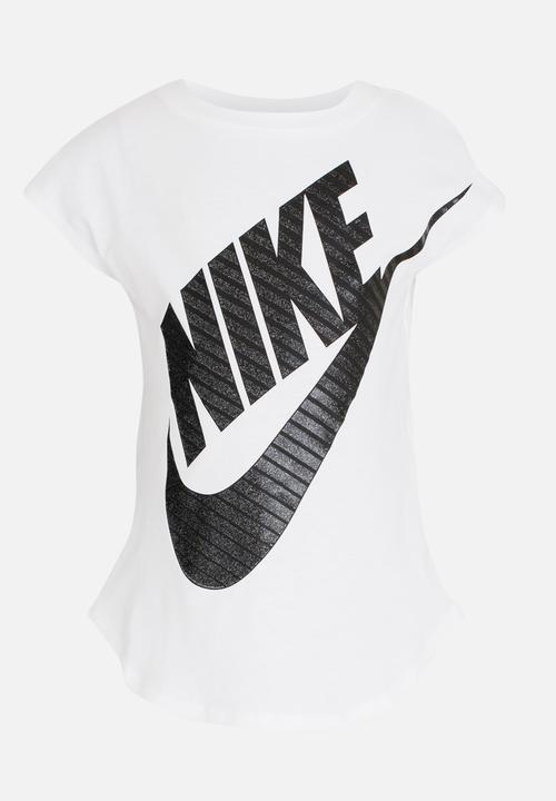 7eb96b99 Nike Jumbo Futura Tee White Nike Tops | Superbalist.com