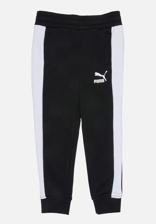 on sale d01c3 6020f PUMA - Classic T7 Track Pants Black