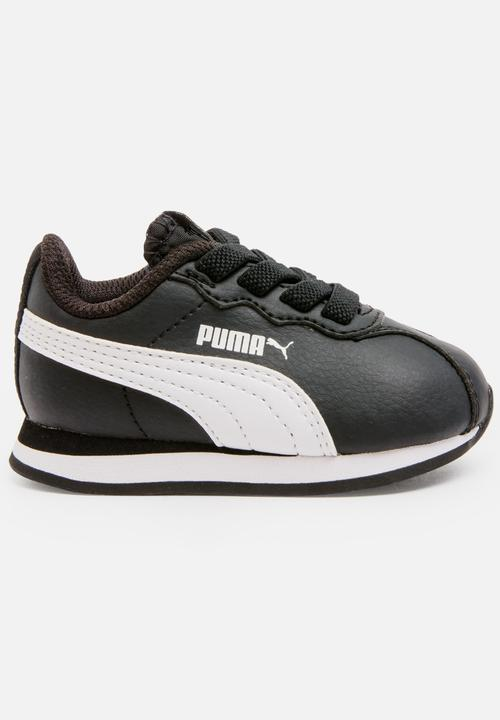 55e8df1693b Turin II AC Sneaker Black PUMA Shoes