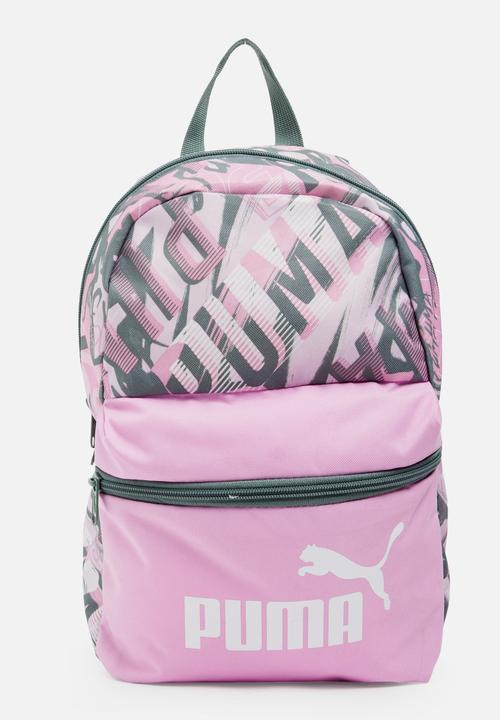 928de64bb3bc Phase Small Backpack Pale Pink PUMA Accessories