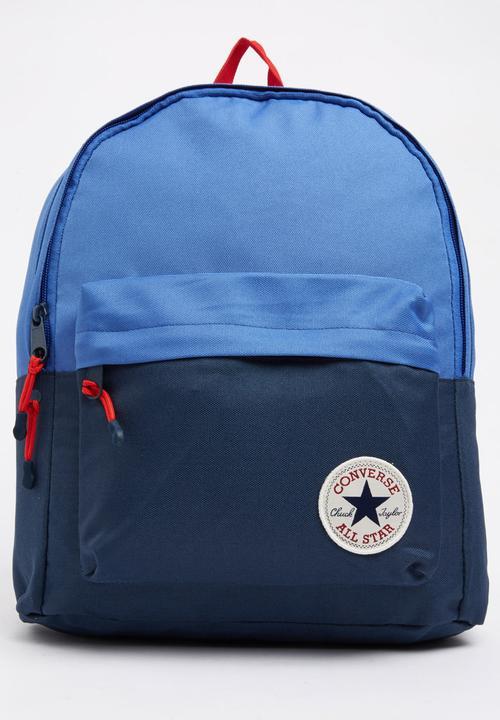 3c164596e09e0 Converse Backpack Mid Blue Converse Accessories | Superbalist.com