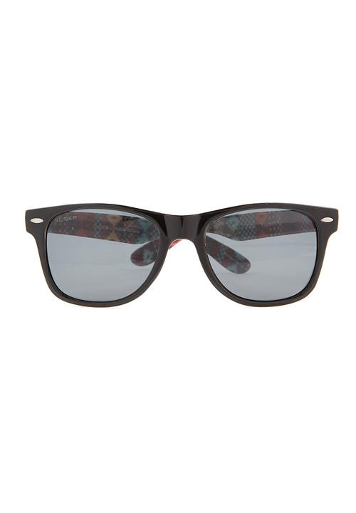 750b7531293 Polarised Aztec-print sunglasses Glider Eyewear