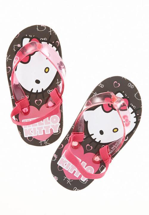 df9fae898fc34 Hello Kitty slip-slops Zoom Shoes