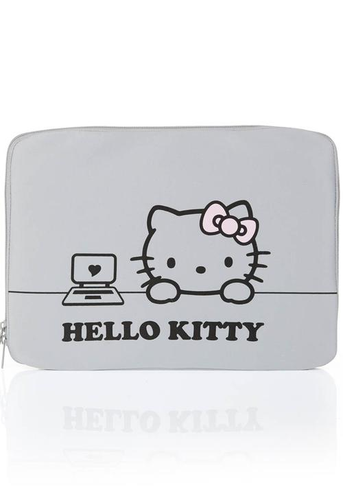 a701fc879 Hello Kitty laptop sleeve Sanrio-Hello Kitty Bags & Purses ...