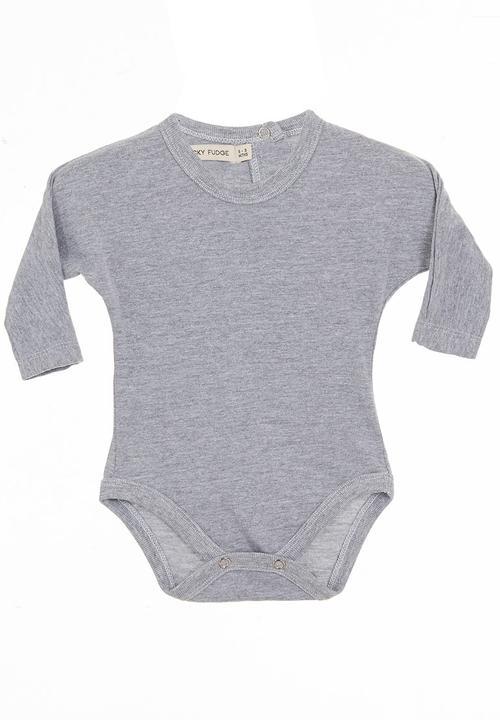 40368ab84 Plain babygro Sticky Fudge Babygrows   Sleepsuits