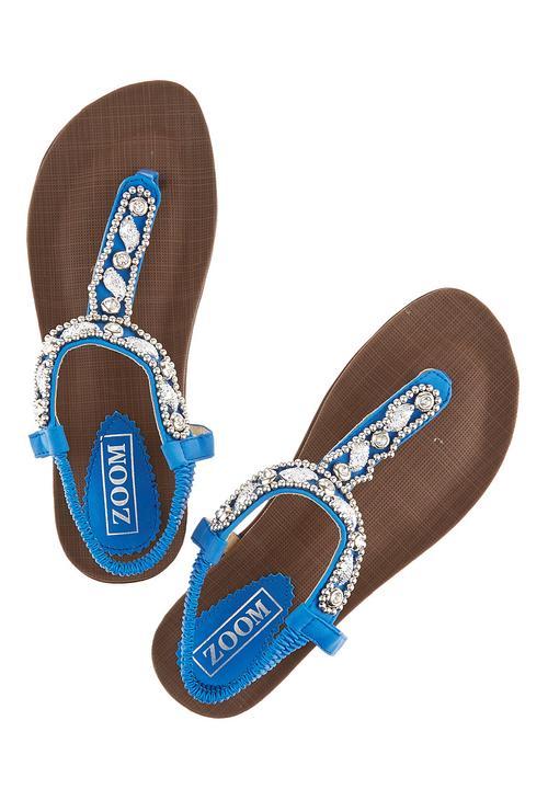 c88913f13 Beaded sandals Zoom Sandals   Flip Flops