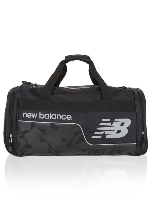 4de8f8c43a Large sports duffel bag Black New Balance Bags   Purses ...