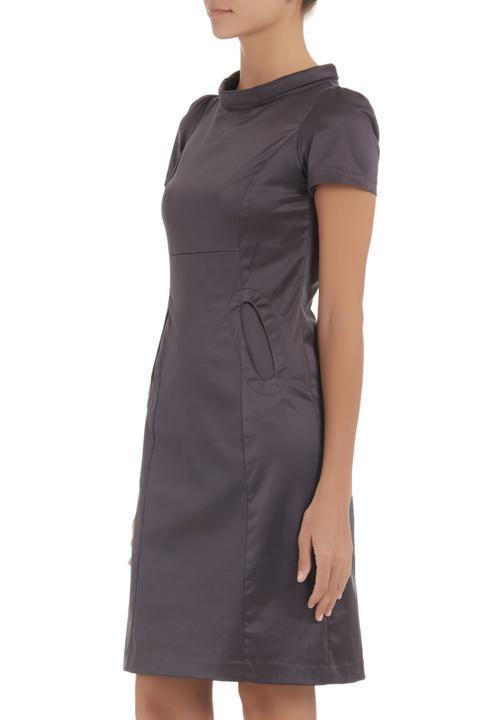 183bd5efcb6 Jackie O dress Navy AMANDA LAIRD CHERRY Casual