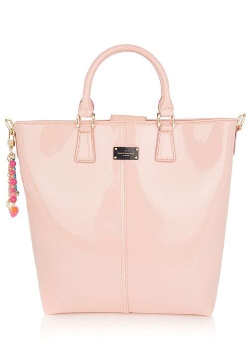 Patent tote bag Pink Paul s Boutique Bags   Purses  df49b4e9fe210