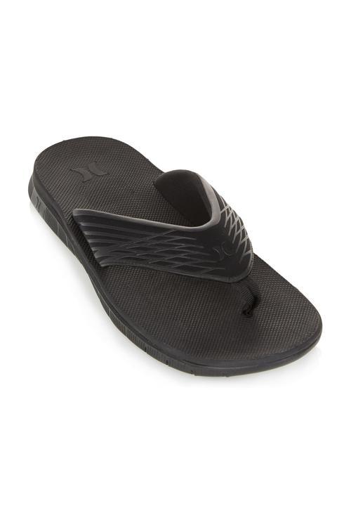 2e3b52e2a Phantom Sandals Black Hurley Sandals   Flip Flops