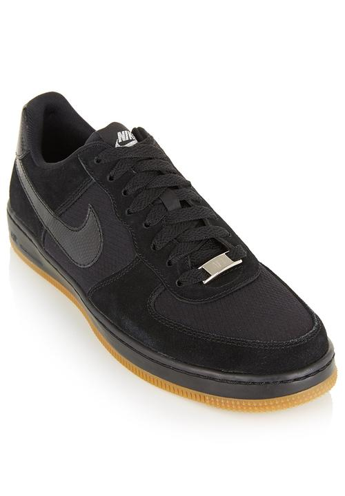promo code 84dd0 ecd60 Nike - Air Force 1 Airness Sneaker Black