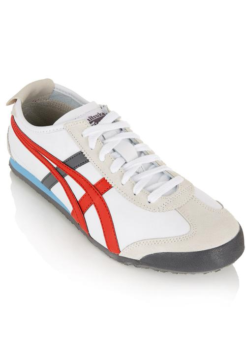 Mexico 66 Sneakers Red Onitsuka Tiger Sneakers  cbddbe82dc88