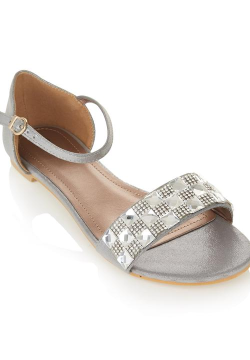 Checkered Sandals Silver Plum Sandals   Flip Flops  8e59a9923