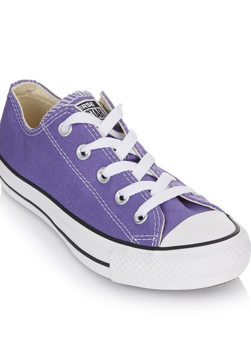 664543444466 Converse Sneaker Mid Purple Converse Shoes
