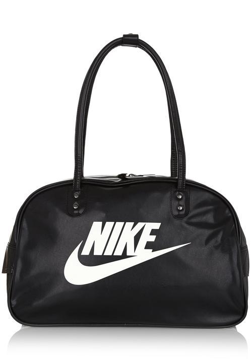 Heritage Shoulder Bag Black Nike Bags   Purses  673bc80191d