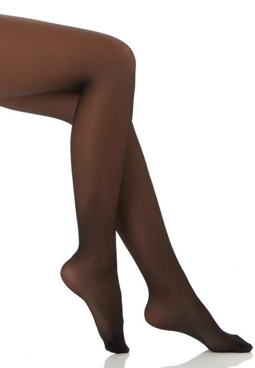 f62c562823c Sheer-to-waist Hipster Pantyhose Black Falke Stockings   Socks ...