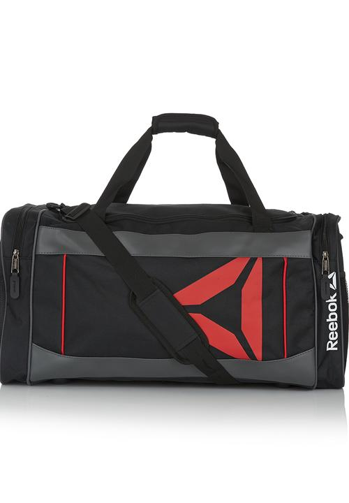 Reebok Classic - Reebok Sports Bag Black