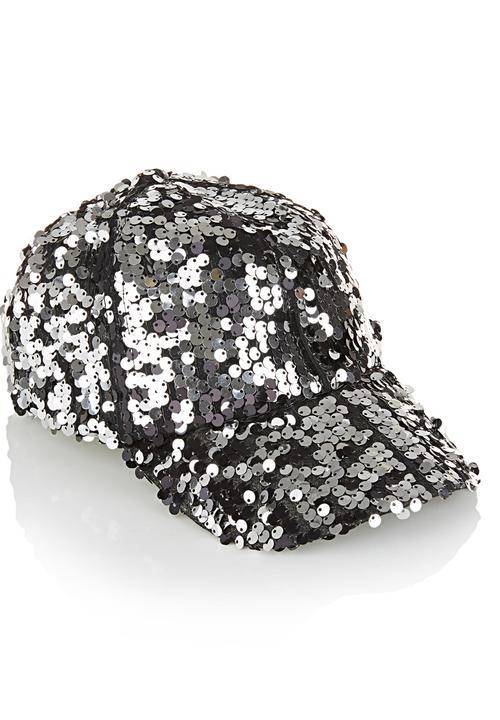 89c6a71c63feb5 Girls Sequin Cap Black POP CANDY Accessories | Superbalist.com