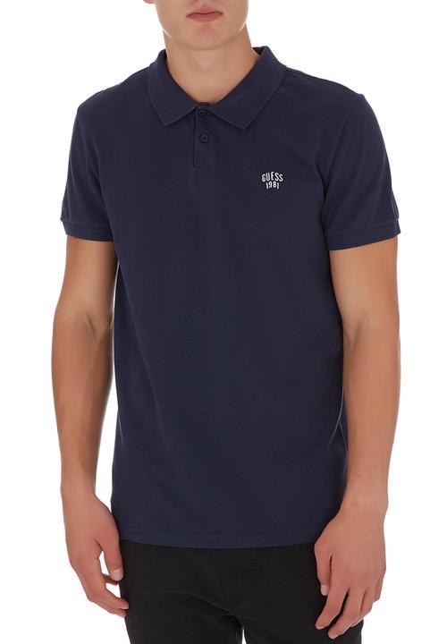 d2dc80372f6c 2 Tone Golfer Navy GUESS T-Shirts & Vests | Superbalist.com